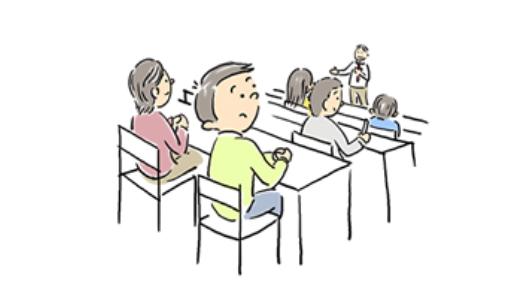 先輩の森田理論の学習経験を学ぶ